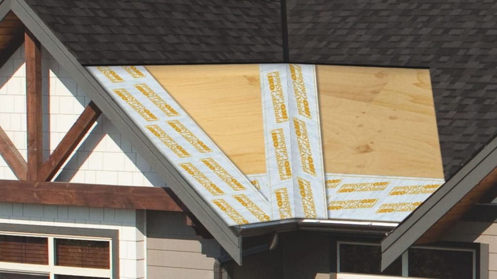 Why every roof needs an ice and water shield