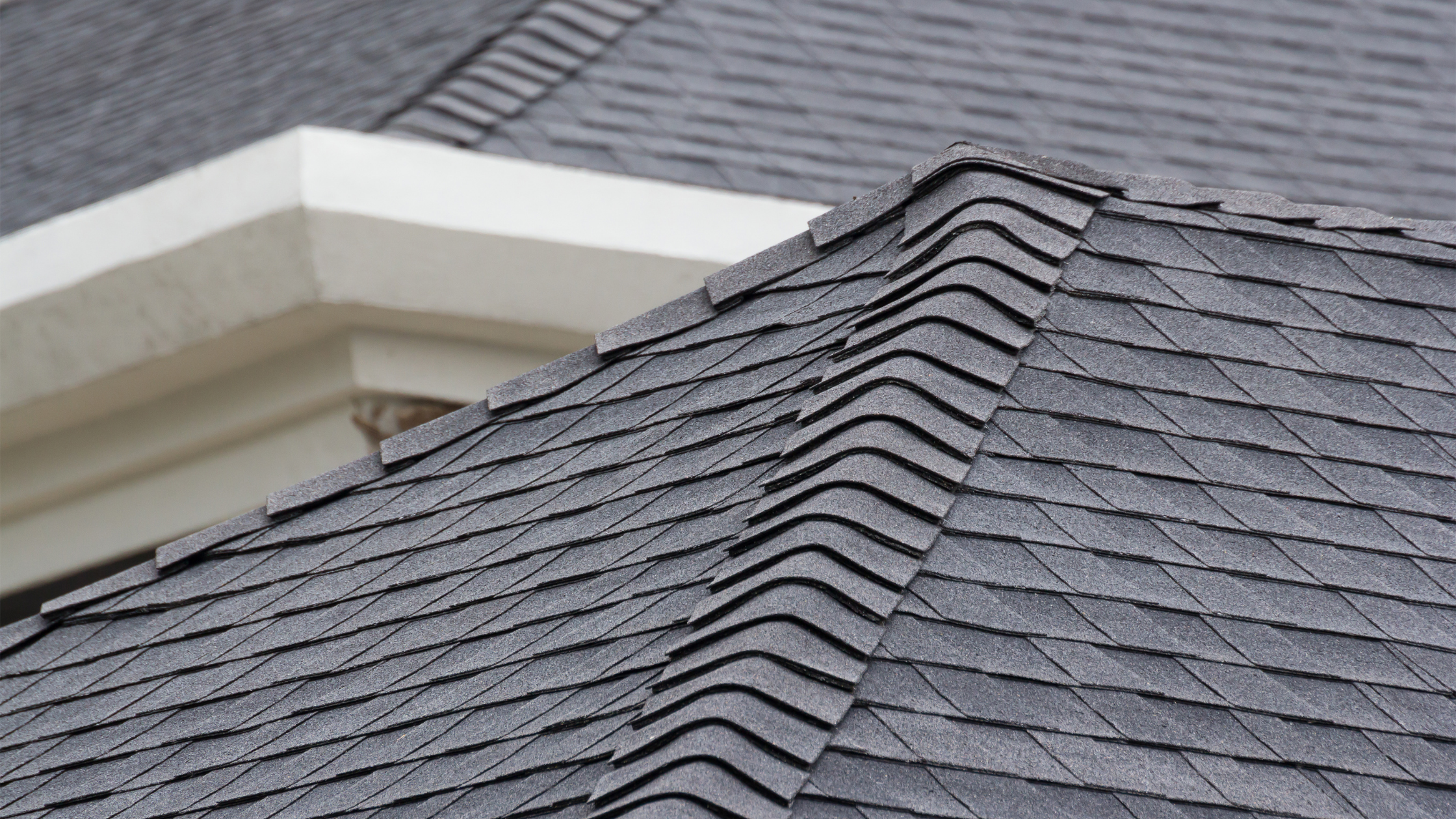 What Are Ridge Caps On A Roof And What Do They Do?